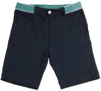 Myths Textured Cotton Sweat Shorts