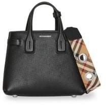 Burberry Baby Banner Leather Bag