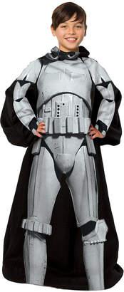 "Disney Star Wars Kids' ""Being Stormtrooper"" Graphic-Print Throw by"