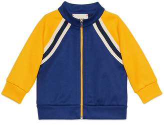 Gucci Baby technical jersey sweatshirt