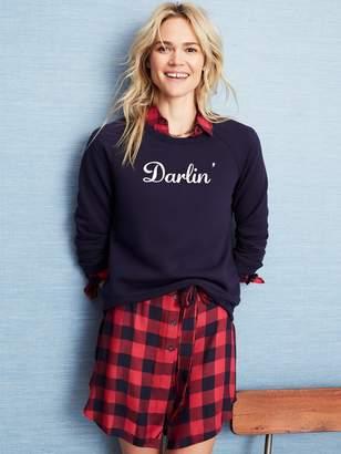Draper James Darlin' Sweatshirt