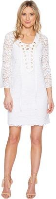 kensie - Femme Lace Dress KS5K7571 Women's Dress $99 thestylecure.com