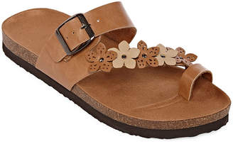 f36bacd5f2a6 Arizona Brown Women s Sandals - ShopStyle