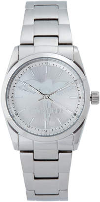 Zadig & Voltaire ZV004 Silver-Tone Angel Wings Watch
