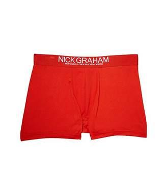 Nick Graham Solid Boxer Briefs