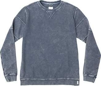 RVCA Men's Neutral Crewneck Sweatshirt