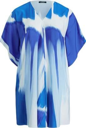 ... Ralph Lauren Crepe Shift Dress