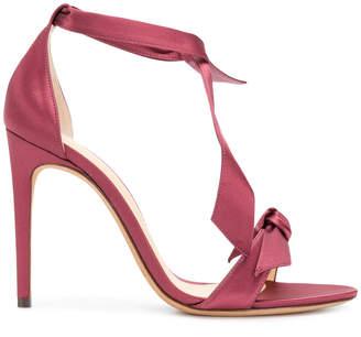 Alexandre Birman bow strap sandals