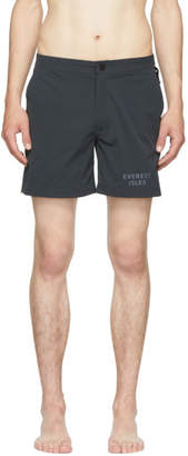 Everest Isles Grey Diver 01 Swim Shorts