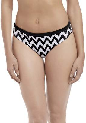 Freya Making Waves Bikini Bottom, XL, / White
