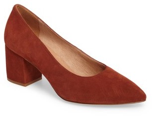 Women's Madewell Rivka Pointy Toe Pump