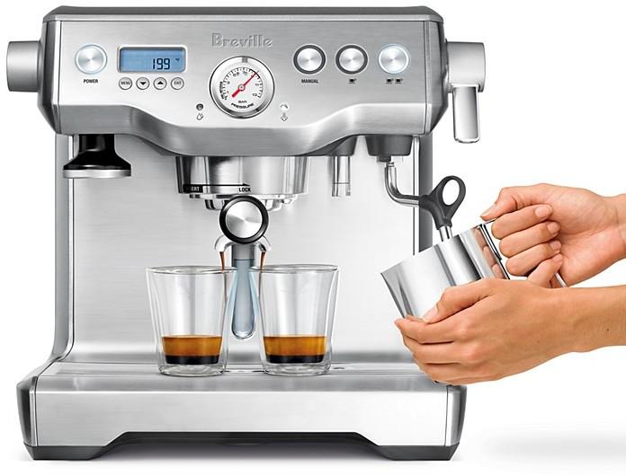 Breville Dual BoilerTM Espresso Machine