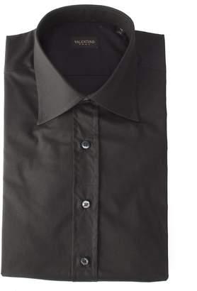 Valentino Men's Cotton Dress Shirt