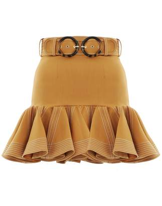 Zimmermann Zippy Flip Skirt