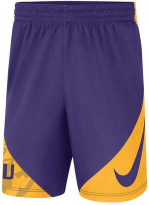 Nike Men Lsu Tigers Hybrid Shorts