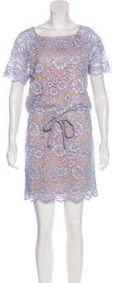 Diane von Furstenberg Amal Lace Dress
