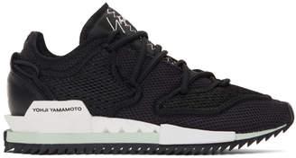 Y-3 Y 3 Black Harigane II Sneakers