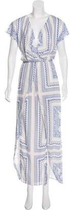 Lovers + Friends Paisley Maxi Dress w/ Tags