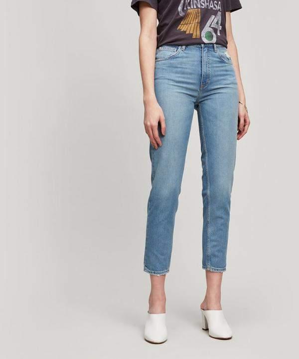 Mimi High Rise Vintage Jeans