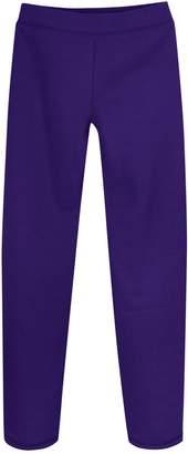 Hanes Girls` Fleece Open Bottom Sweatpants, K266, S