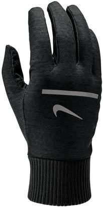 Next Mens Nike Male Sphere Black Running Gloves
