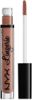 NYX Professional Makeup Lip Lingerie Matte Liquid Lipstick $7 thestylecure.com