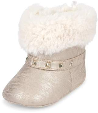 Children's Place The Baby Girls' Studded Bootie