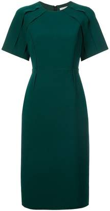 Jason Wu fitted mid-length dress