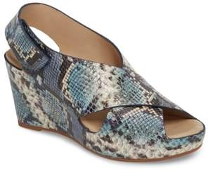 Johnston & Murphy 'Tori' Wedge Sandal