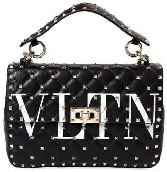 Valentino Vltn Medium Spike Bag