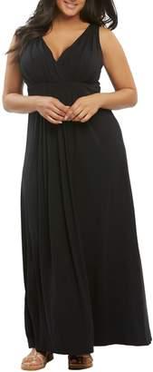 Tart Chael Lace-Up Back Maxi Dress