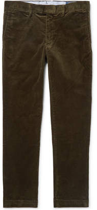 Polo Ralph Lauren Slim-fit Stretch-cotton Corduroy Trousers
