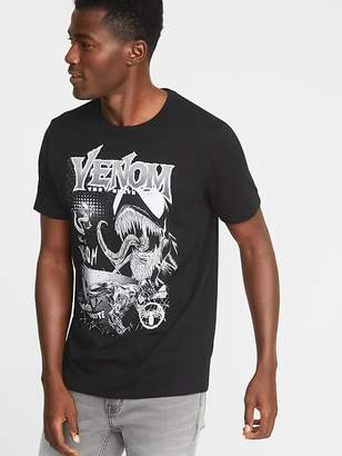 Old Navy Marvel Comics Venom Graphic Tee for Men