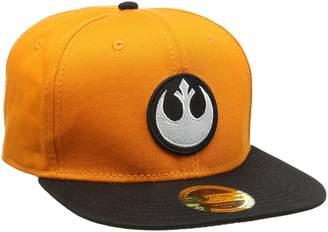 Star Wars Officially Licensed The Rebel Resistance Logo Snapback Cap