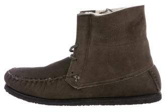 Etoile Isabel Marant Moccasin Ankle Boots