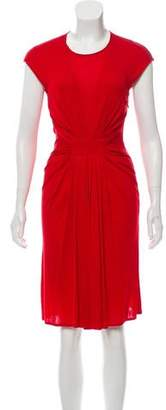 Issa Sleeveless Midi Dress
