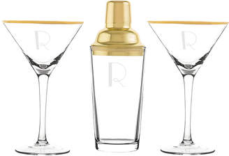 Cathy's Concepts Cathys Concepts Personalized Cocktail Shaker Set