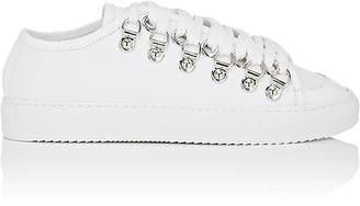 J.W.Anderson Women's Canvas Platform Sneakers $595 thestylecure.com