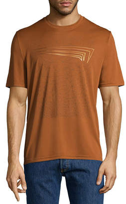 COPPER FIT Copper Fit Short Sleeve Crew Neck T-Shirt
