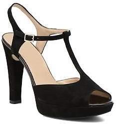 San Marina Women's Fontaine Sandals in Black