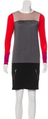 Ted Baker Colorblock Mini Dress
