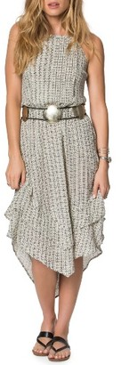 Women's O'Neill Adia Handkerchief Hem Dress $54 thestylecure.com