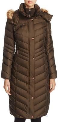 Andrew Marc Rachael Maxi Puffer Coat