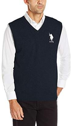U.S. Polo Assn. Men's V-Neck Sweater Vest