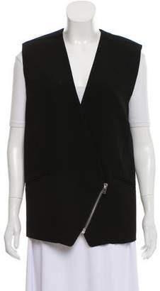 IRO Sleeveless Zip-Up Vest