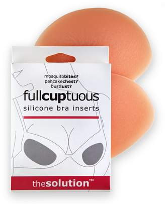 Fashion First Aid Women's Fullcuptuous Silicone Bra Inserts