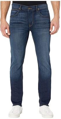 Hudson Jeans Blake Slim Straight Zip Fly in Hatch