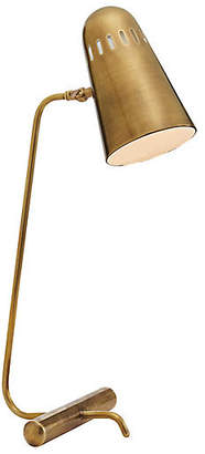 AERIN Paix Table Lamp - Antiqued Brass