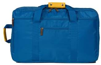 Love Taza 2-in-1 Carry-On Duffel Bag - Navy