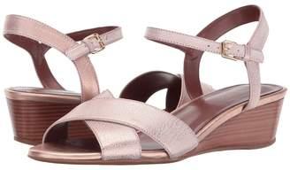 Cole Haan Elsie Cross Wedge 40 II Women's Wedge Shoes